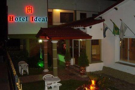 hotel ideal mendoza: